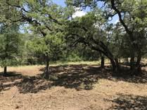 Lots and Land Sold in Lake Ridge at Canyon Lake, Canyon Lake, Texas $79,900