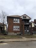 Multifamily Dwellings for Sale in Central South, Windsor, Ontario $299,000