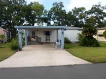 Homes for Sale in Country Wood, Plant City, Florida $28,500