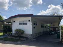 Homes for Sale in Riviera Estates, Clearwater, Florida $37,900