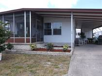 Homes for Sale in Serendipity Mobile Home Park, Clearwater, Florida $38,000