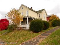 Homes for Sale in Pennsylvania, Carbondale, Pennsylvania $27,500