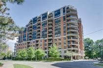 Condos for Sale in Bloor/Islington, Toronto, Ontario $887,900