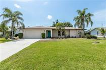 Homes for Sale in Cape Coral, Florida $375,000