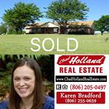 Homes Sold in Canadian, Texas $285,000
