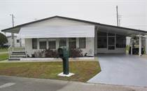 Homes for Sale in Twin Palms Mobile Home Park, Lakeland, Florida $34,900