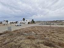 Lots and Land for Sale in Punta Piedra, Ensenada, Baja California $79,000