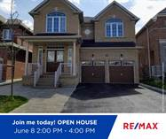 Homes for Sale in Highway 50/Cotrelle, Brampton, Ontario $1,275,000