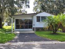 Homes Sold in Three Seasons Mobile Home Park, Brooksville, Florida $22,964