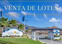 Lots and Land for Sale in Valles del Mar, Playas de Rosarito, Baja California $22,000