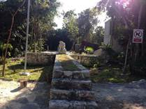 Lots and Land for Sale in Puerto Morelos, Quintana Roo $37,000