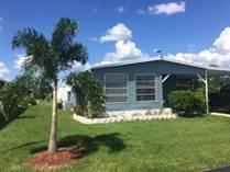 Homes for Sale in Naples Estates, Naples, Florida $69,500