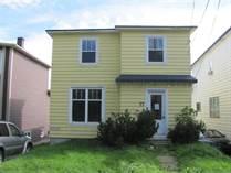 Homes for Sale in Newfoundland, St. John's, Newfoundland and Labrador $154,000