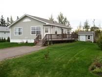 Homes Sold in Salisbury, New Brunswick $134,900
