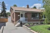 Homes for Sale in Etobicoke, Toronto, Ontario $1,095,000