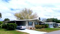 Homes for Sale in Camelot Lakes MHC, Sarasota, Florida $46,000