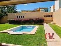 Homes for Rent/Lease in Benito Juarez Norte, Merida, Yucatan $35,000 monthly