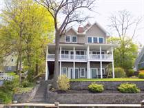 Homes for Sale in Conesus Lake, Livonia, New York $899,900