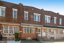 Homes for Sale in Philadelphia, Pennsylvania $89,000