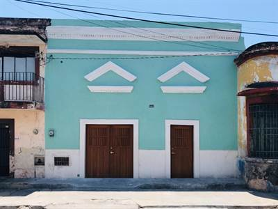 """BEAUTIFUL AND RENOVATED RESIDENCE """"BARRETO 562"""" IN THE DOWNTOWN  MERIDA"""