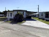 Homes for Sale in Twin Palms Mobile Home Park, Lakeland, Florida $8,000