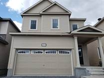 Homes for Rent/Lease in Stittsville South, Ottawa, Ontario $2,400 monthly