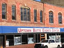 Commercial Real Estate for Sale in Butte, Montana $199,000