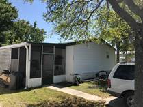 Homes for Sale in Countryside Village Mobile Home Park, Tampa, Florida $50,000