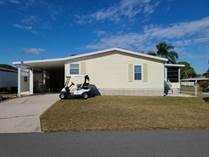 Homes for Sale in Foxwood Village, Lakeland, Florida $49,900