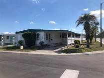 Homes for Sale in Serendipity Mobile Home Park, Clearwater, Florida $24,995