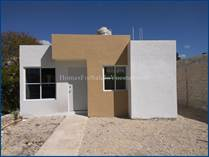 Homes Sold in Reparto Dolores Patron, Merida, Yucatan $38,000