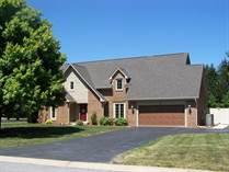 Homes Sold in Northridge, Brownsburg, Indiana $345,000