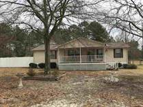 Homes for Sale in Kershaw County, WESTVILLE, South Carolina $79,000