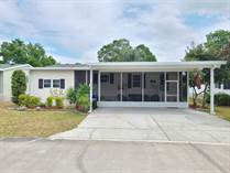 Homes for Sale in Ariana Village, Lakeland, Florida $54,500