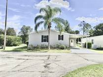Homes Sold in Country Wood, Plant City, Florida $22,500