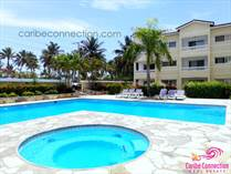 Condos for Sale in Kite Beach, Cabarete, Puerto Plata $76,000