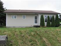 Homes for Sale in Conception Harbour, Newfoundland and Labrador $49,900