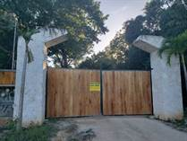 Lots and Land for Sale in Tulum, Quintana Roo $2,700,000