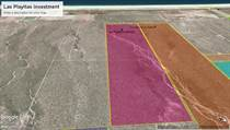 Lots and Land for Sale in Las Playitas, Todos Santos, Baja California Sur $3,000,000