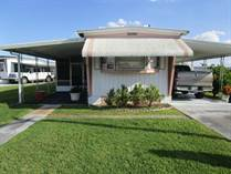 Homes Sold in Twin Palms Mobile Home Park, Lakeland, Florida $6,500