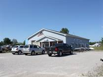 Commercial Real Estate for Sale in Gladwin, Michigan $250,000