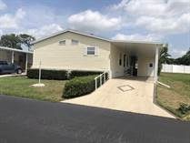 Homes for Sale in Sundance Mobile Home Park, Zephyrhills, Florida $64,900