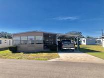 Homes for Sale in Sunnyside Mobile Home Park, Zephyrhills, Florida $16,900