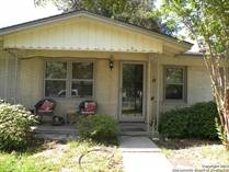 Homes for Sale in San Antonio, Texas $140,000