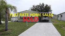 Homes for Sale in Spanish Lakes Country Club, Fort Pierce, Florida $7,995