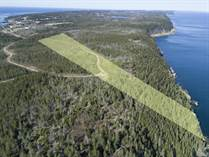 Lots and Land for Sale in East Ferry, Nova Scotia $95,000