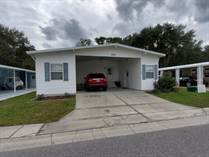 Homes Sold in Forest Lake Estates, Zephyrhills, Florida $89,000
