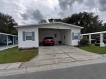 Homes for Sale in Forest Lake Estates, Zephyrhills, Florida $89,000