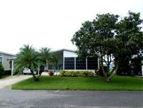 Homes for Sale in Camelot Lakes MHC, Sarasota, Florida $70,000