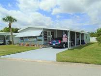 Homes for Sale in Village Green, Vero Beach, Florida $14,995